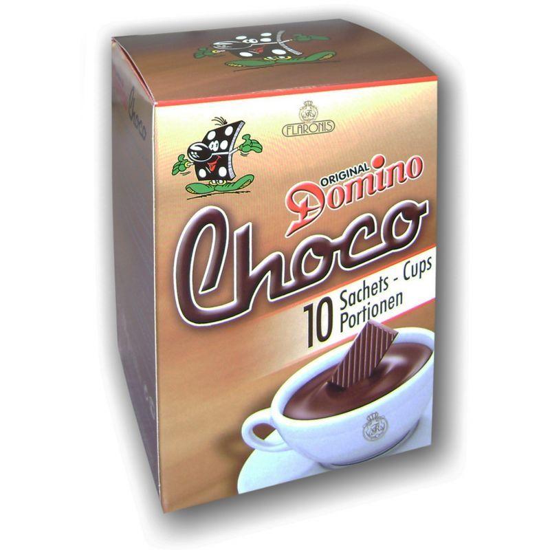 domino chocolat 10 portions dosette de caf. Black Bedroom Furniture Sets. Home Design Ideas