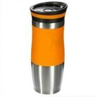 Mug isolant coffée orange