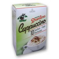 DOMINO CAPPUCCINO 10 PORTIONS 12,50 gr