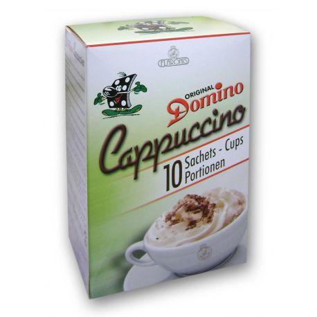 DOMINO CAPPUCCINO 10 PORTIONS 12,50 gr