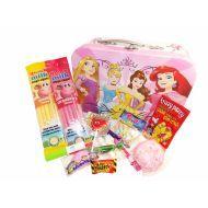 Valisette Princesse - 80 friandises + 10 pailles magiques