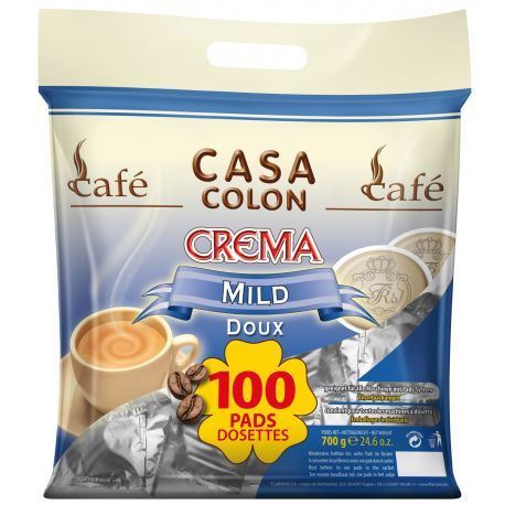 CASA COLON Mild/Doux 100 pcs
