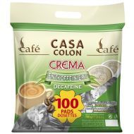 CASA COLON Décaféiné 100 pcs