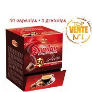 CAPSULE DOMINO INTENSO 50 pcs