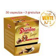 CAPSULO DOMINO LUNGO 50 pcs