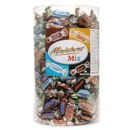 Box Miniatures mix 100 pcs