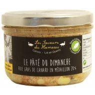 Pâté du dimanche au foie gras (20%)