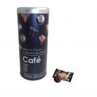 Boite à café + 50 chocolinos