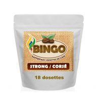 BINGO corsé x18 dosettes