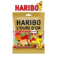 Ourson ours d'or sachet 120gr