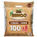 BINGO corsé 100 pcs + 8 gratuites