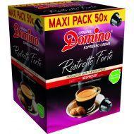 Capsules DOMINO ristretto box de 50 + 5 gratuits