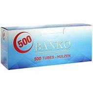 Tubes pour cigarettes x 500