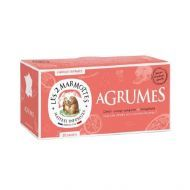 Les 2 marmottes infusion agrume