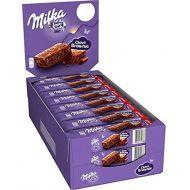 milka brownies -  24 sachets individuels