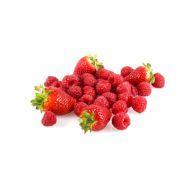 confiture fraise framboisée