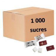 Sucre morceau 1000 pcs