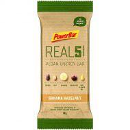POWERBAR Real 5 Vegan Banane noisettes