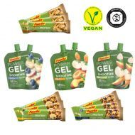 Pack Natural Protein / Powergel Smoothies