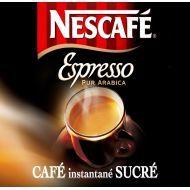 20 Gobelets pré dosés Nescafé espresso sucré
