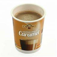 10 gobelets pré dosés premium cappuccino caramel