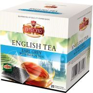 THÉ ENGLISH Earl  Grey 20 pcs