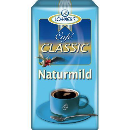 CAFÉ MOULU NATURMILD 500 gr